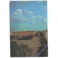 Белгород. Проспект Ленина, 1990