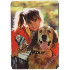 Девочка с собакой, 1998