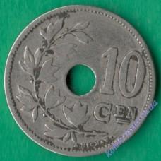 10 сантим 1903 года Belgie