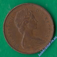 1 цент 1971 года Канада