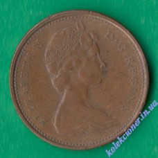 1 цент 1977 года Канада