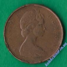 1 цент 1978 года Канада