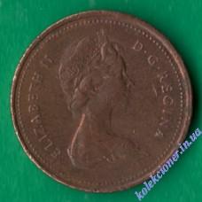 1 цент 1979 года Канада