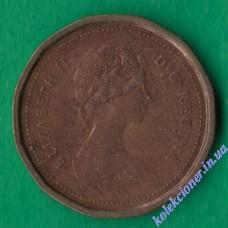 1 цент 1982 года Канада