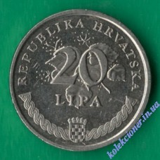 20 липа 1999 года Хорватия