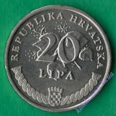 20 липа 2007 года Хорватия