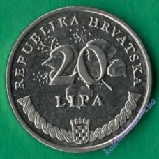 20 липа 2009 года Хорватия