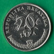 20 липа 2011 года Хорватия