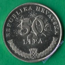 50 липа 2009 года Хорватия
