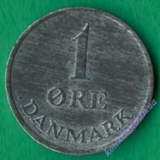 1 эре 1963 года Дания