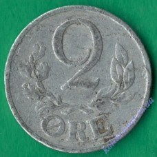 2 эре 1941 года Дания