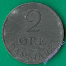 2 эре 1959 года Дания