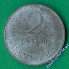 2 эре 1967 года Дания