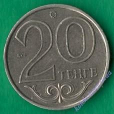 20 тенге 2006 року Казахстан