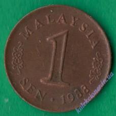 1 сен 1988 года Малайзия