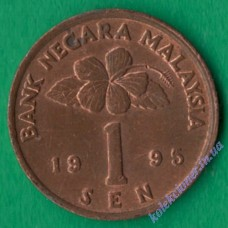 1 сен 1995 года Малайзия