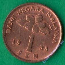 1 сен 1998 года Малайзия