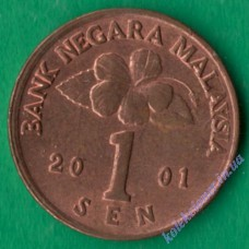1 сен 2001 года Малайзия