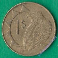 1 доллар 2006 года Намибия