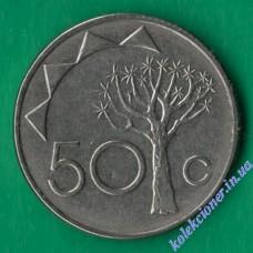 50 центов 2008 года Намибия
