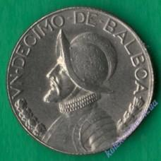 1/10 бальбоа 1982 года Панама