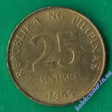 25 сентимо 1995 года Филиппины