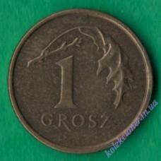 1 грош 2006 года Польша